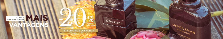 campanha perfumaria e cosmetica