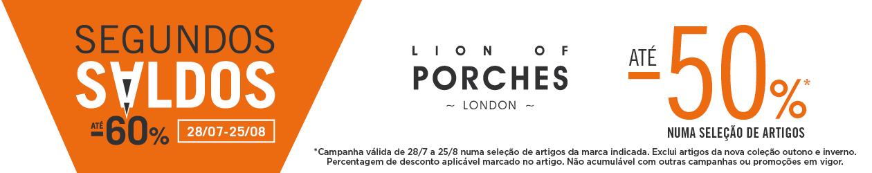 Campanha lion of porches