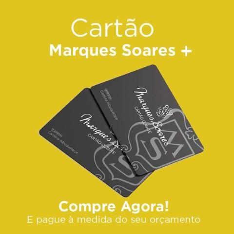 Cartão Cliente Marques Soares +