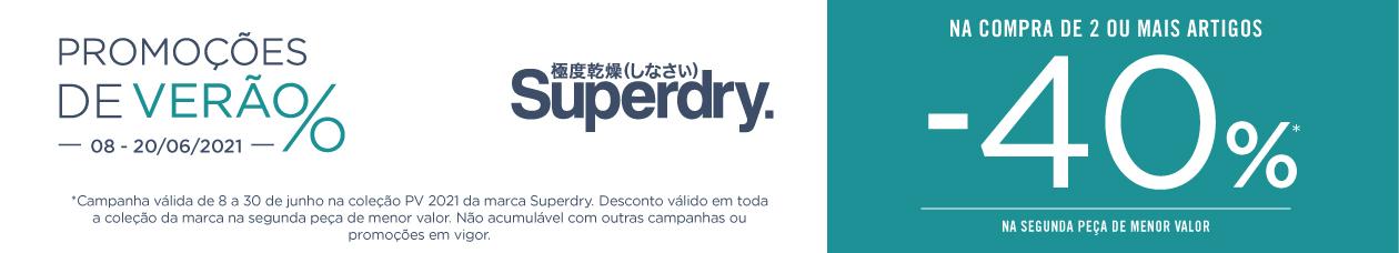 Campanha Superdry