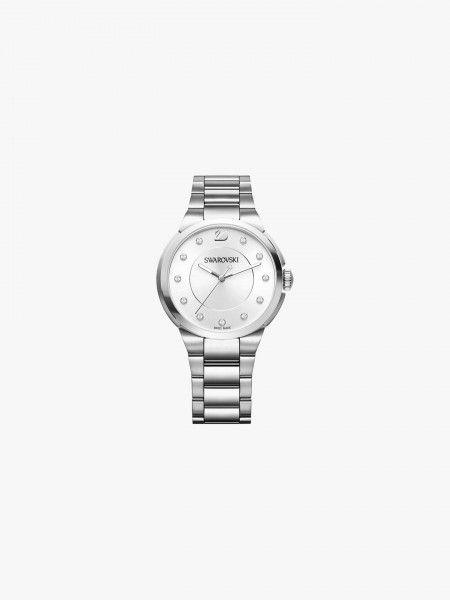 Relógio prateado SWAROVSKI