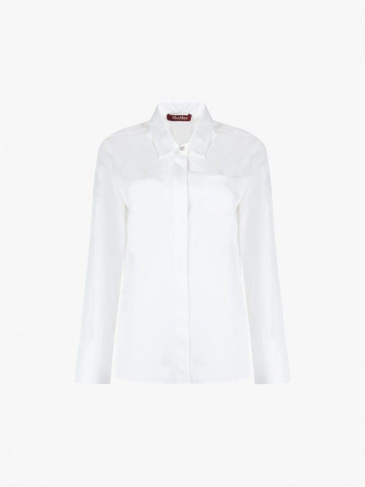 Camisa Básica c/ Bolso Frontal