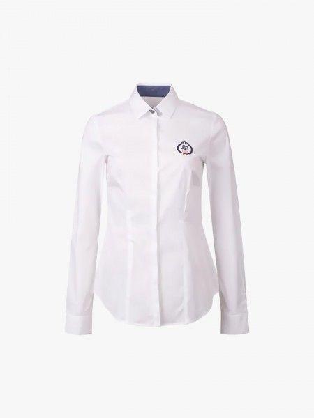 Camisa com bordado