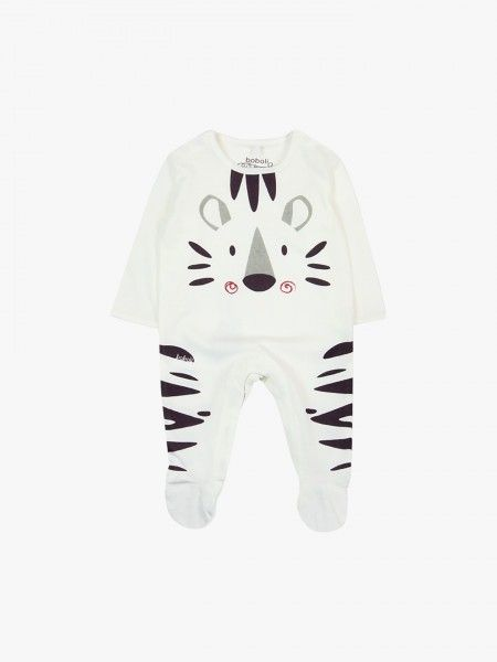 Babygrow zebra