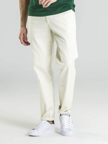 Calça regular fit