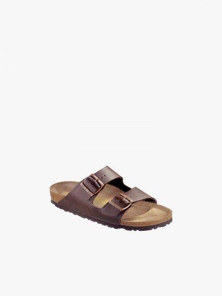 Sandália com duas alças