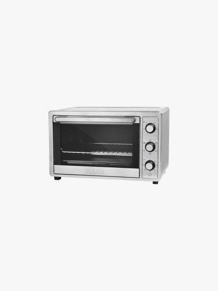 Mini forno com ventilação