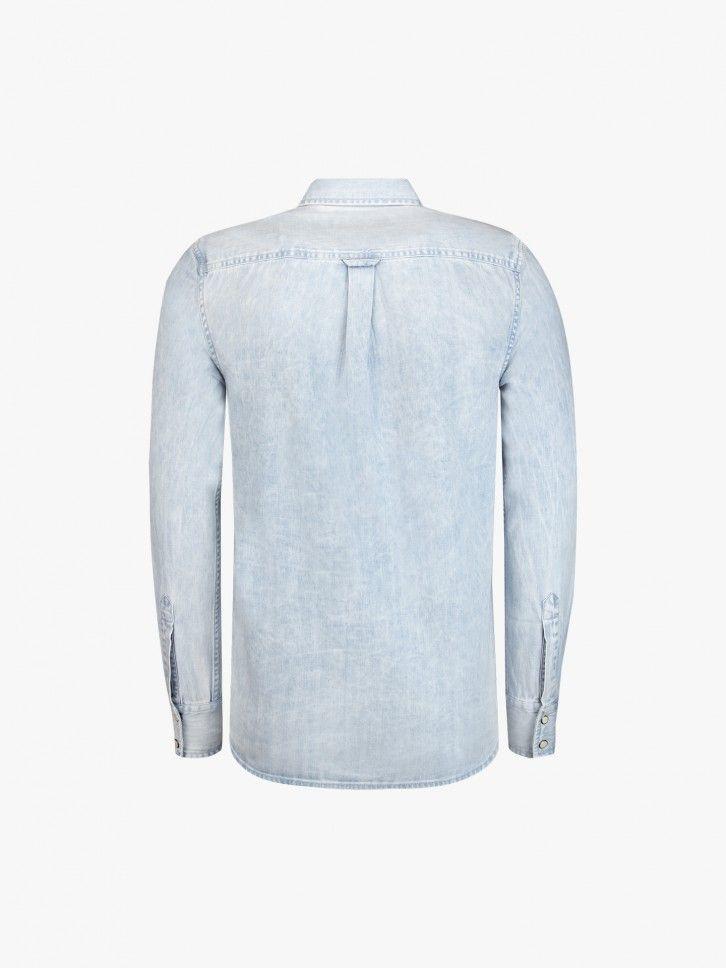 Camisa de ganga
