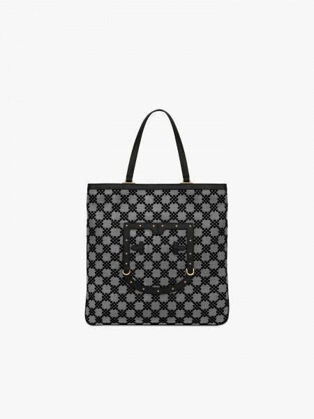 Shopping bag padrão geométrico