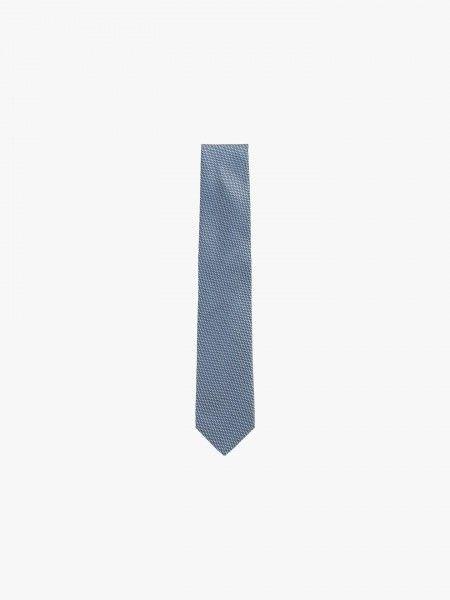 Gravata de tecido jacquard