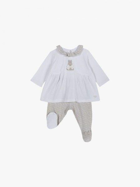 Conjunto camisola e calça