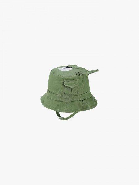 Chapéu com bolsos