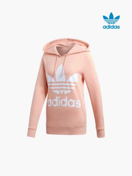 Sweatshirt com bolsos