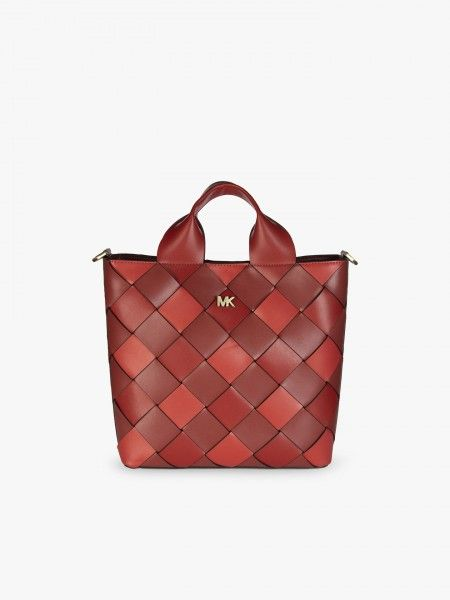 Shopper com padrão geométrico