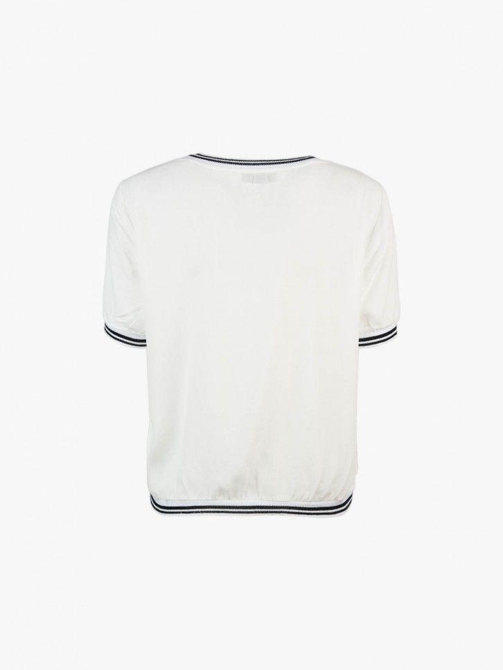 T-shirt efeito balão