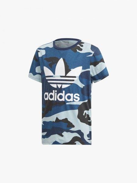 T-shirt padrão militar