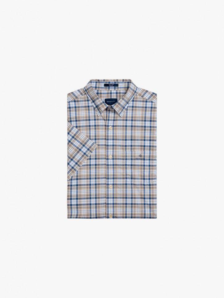 Camisa meia manga
