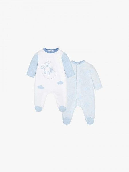 Pack dois babygrows