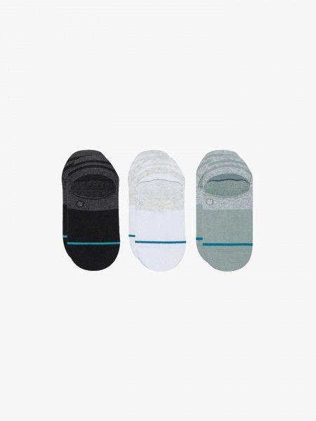 Pack meias invisíveis