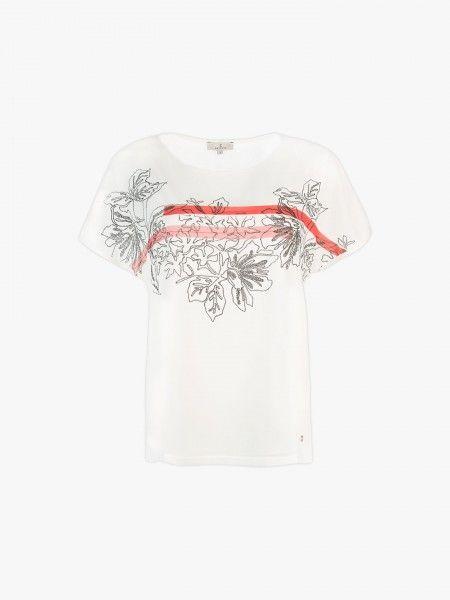 T-shirt fluída