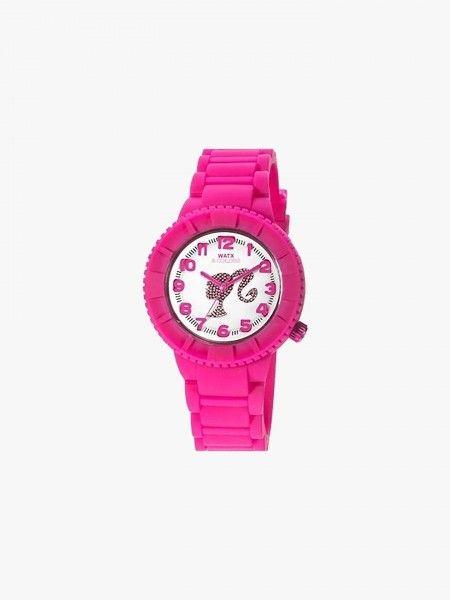 Relógio Barbie Pink