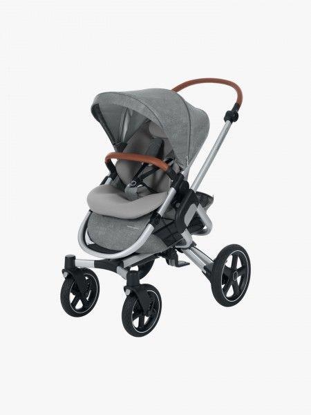 Carrinho de bebé Nova Nomad Grey
