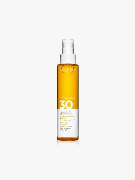 Sun body huile brume