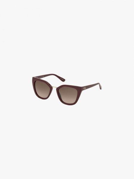 Óculos de sol geométricos