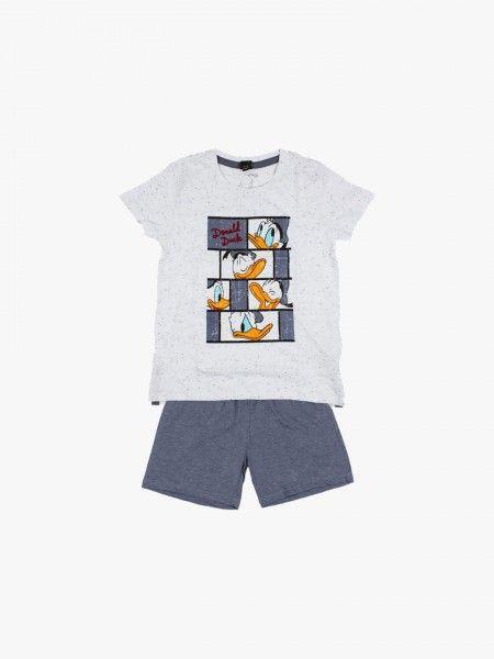 Pijama Pato Donald