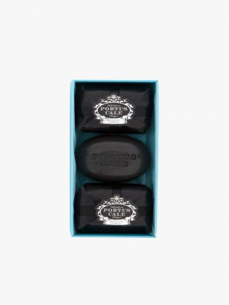 Sabonetes Portus Black Edition