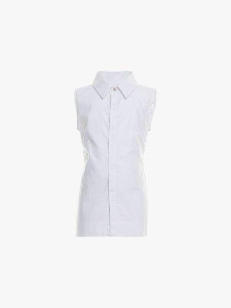 Camisa manga caveada