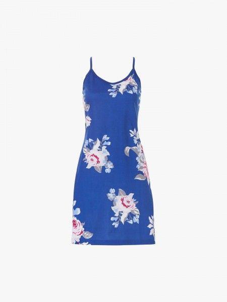 Camisa de Noite com estampado floral
