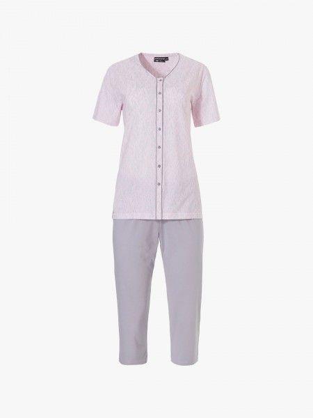 Pijama Blusa e corsários