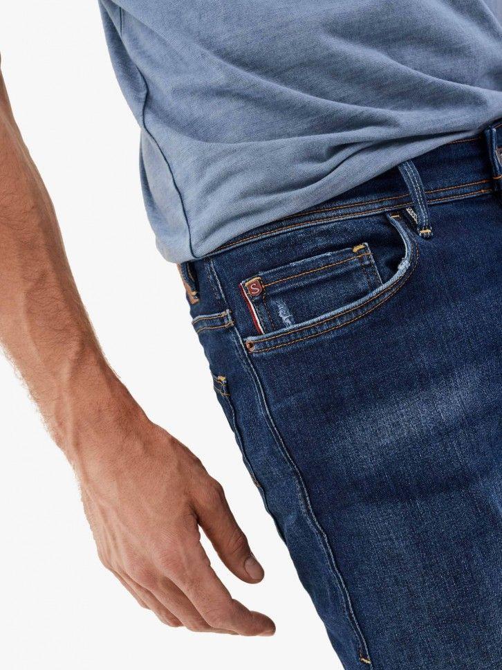 Calças de ganga regular fit