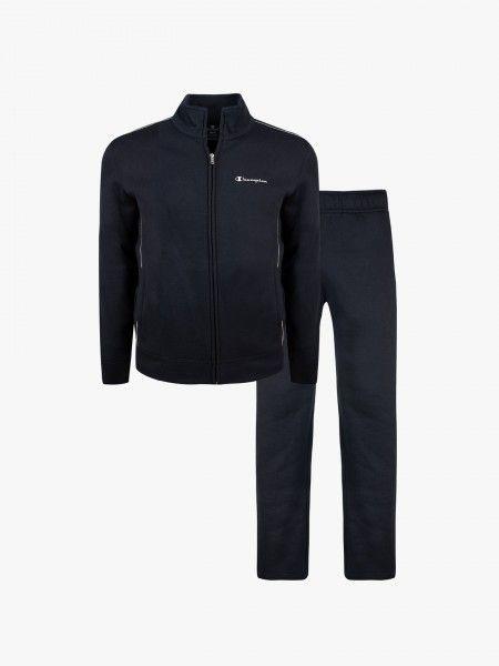 Casaco e calças de fato de treino