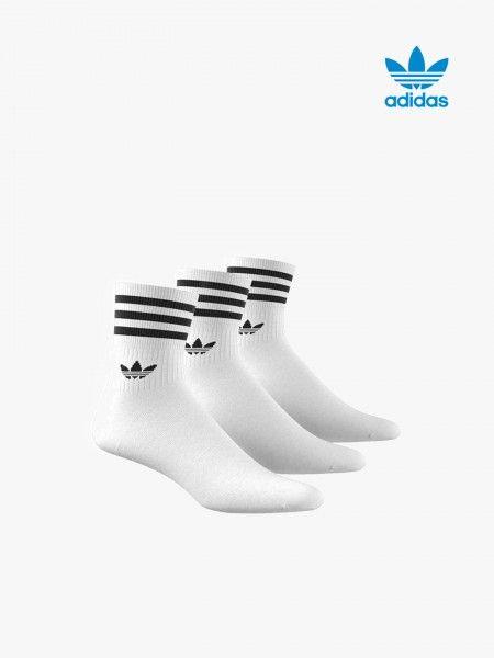 Conjunto 3 pares de meias