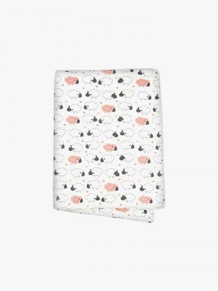 Cobertor de bebé estampado