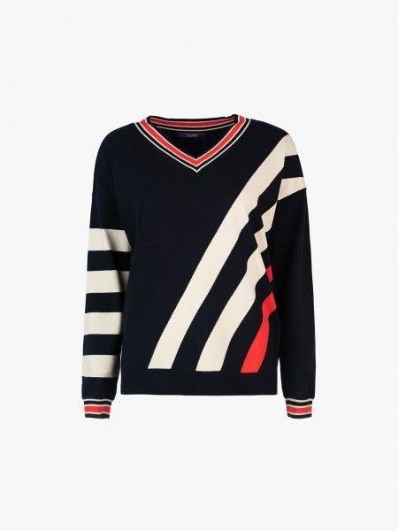 Camisola tricolor
