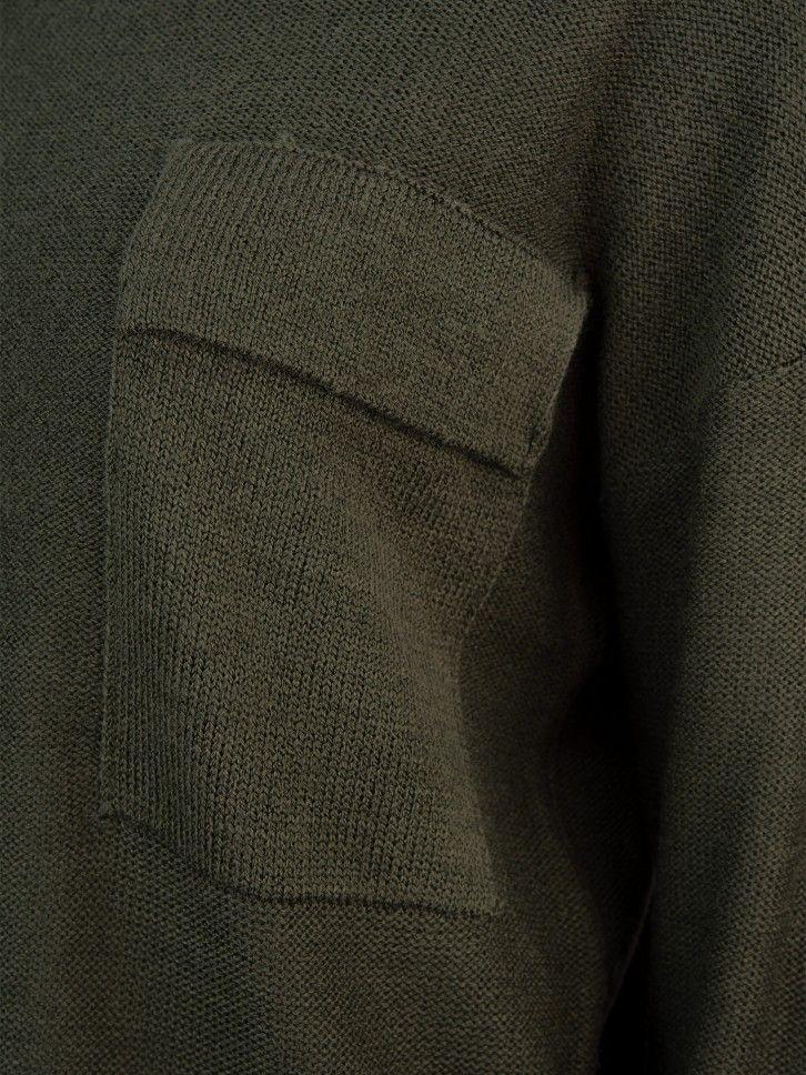Camisola com bolso