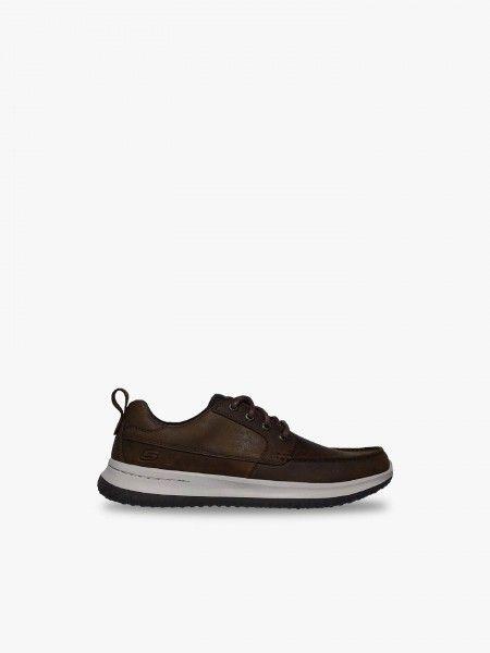 Sapatos desportivos bicolor
