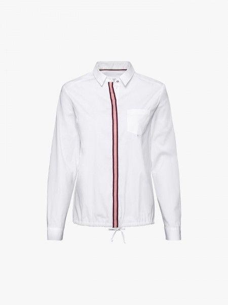 Camisa abaloada
