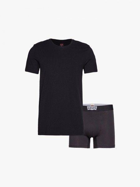 Pack camisola interior e boxers.