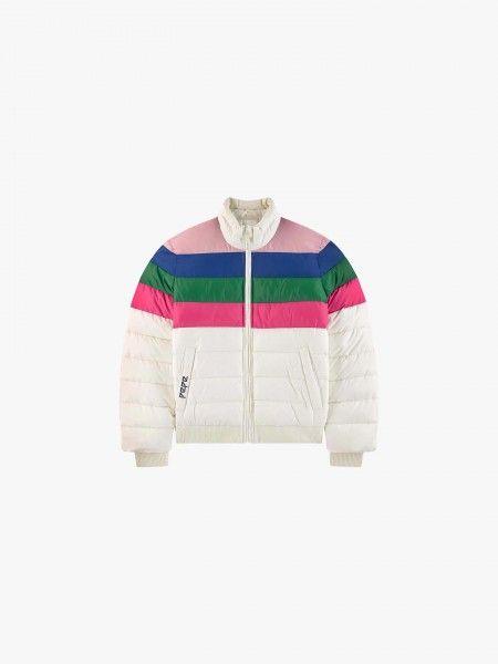 Blusão multicolor