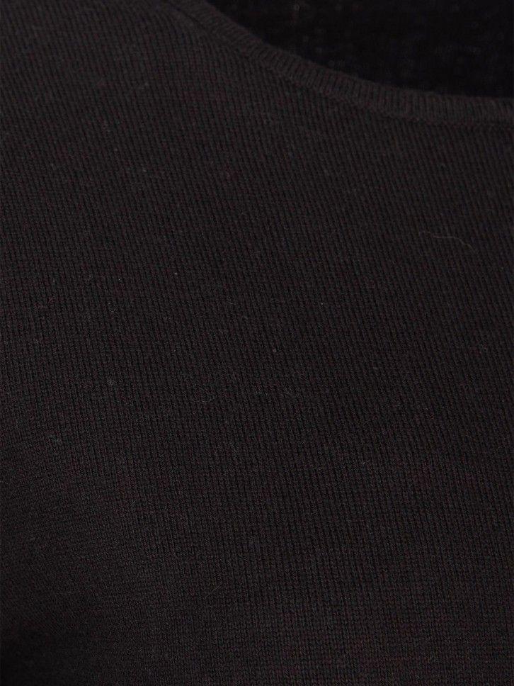 Camisola de malha básica