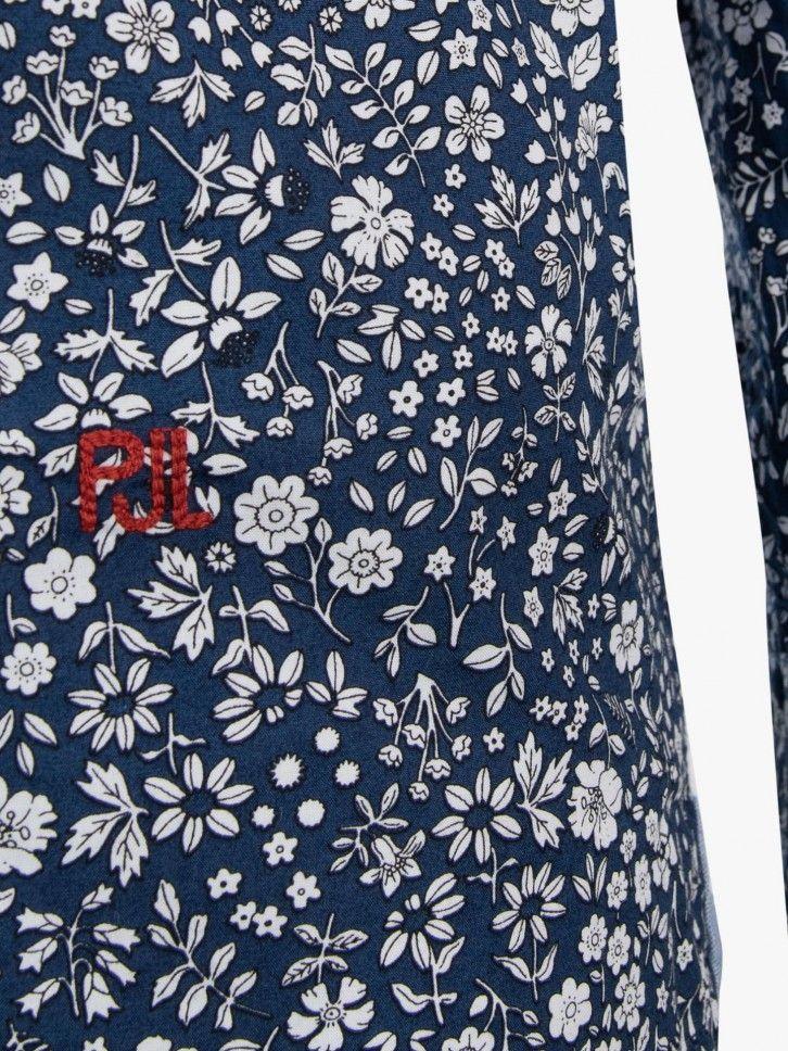 Camisa Slim Fit estampado floral