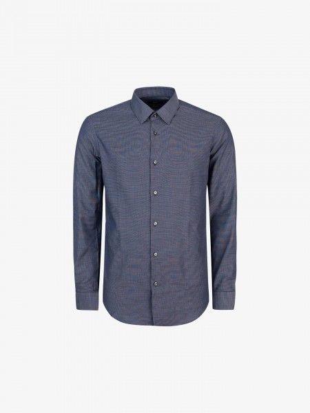 Camisa micro padrão