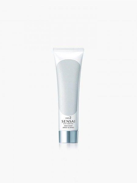Sabão de limpeza/ Máscara Silky Purifying Step 2