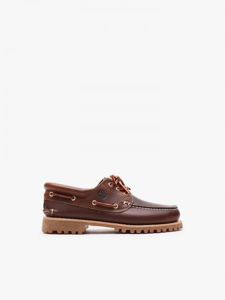 Sapatos 3-eye classic lug