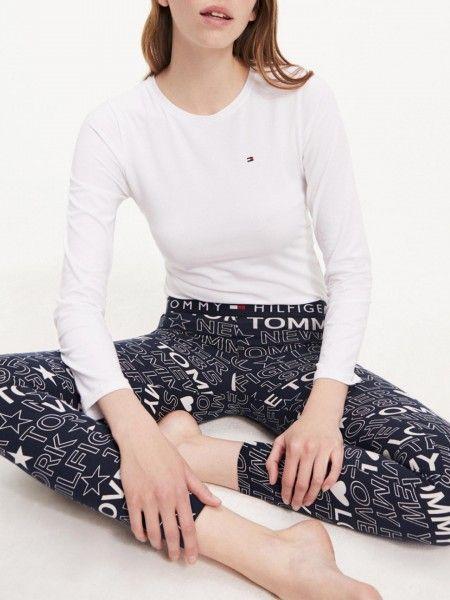Conjunto pijama de algodão