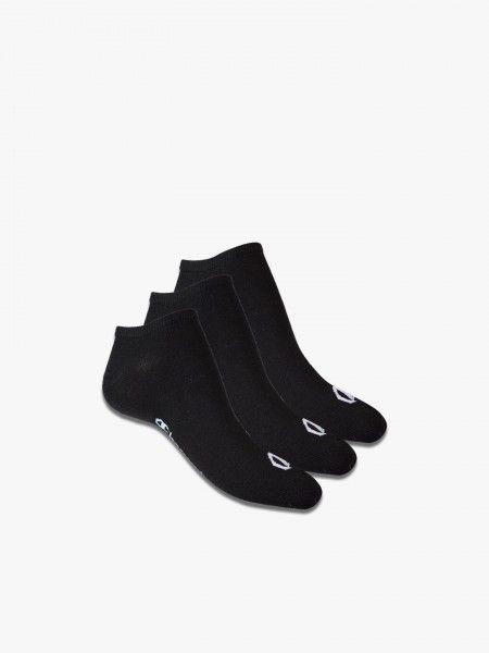 Pack três meias invisíveis